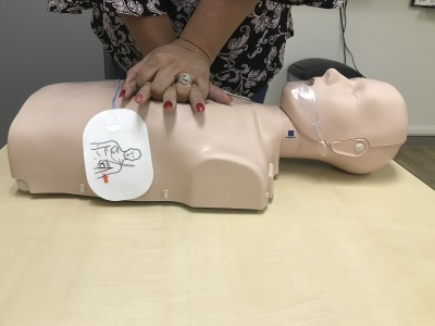 Basic CPR/ First Aid and AED